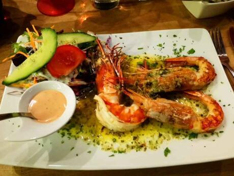 Take your partner to Romeo restaurant for romance and delicious seafood