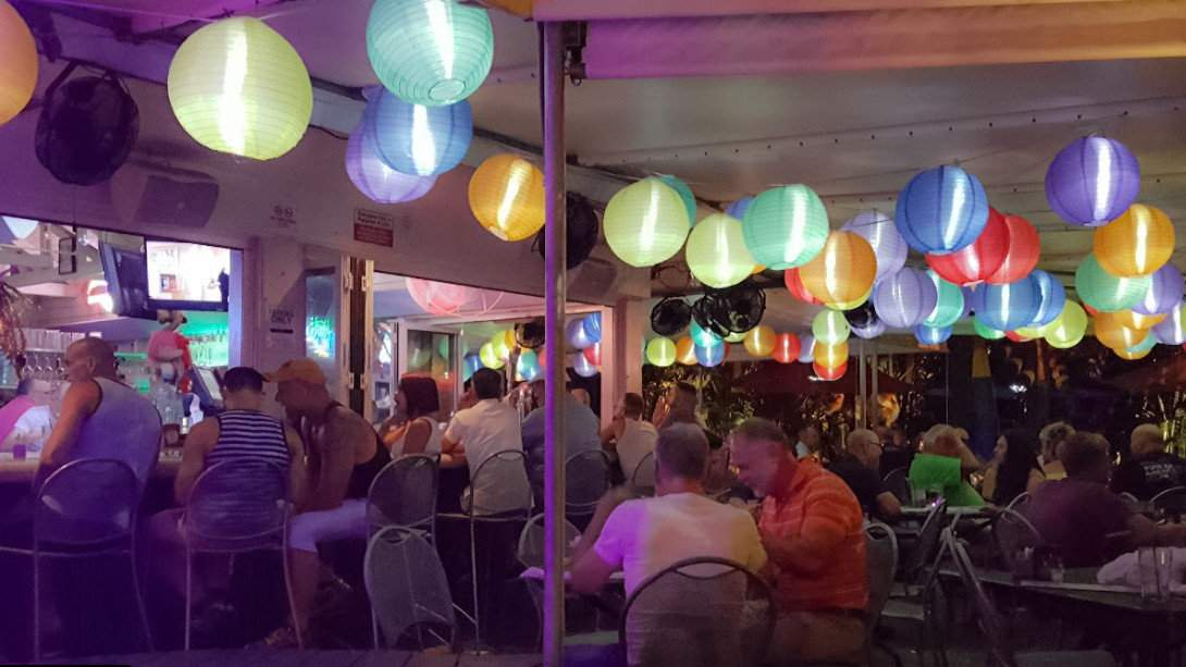 Rosie's is our favourite bar in Wilton Manors, with a hilarious food menu, excellent cocktails and a really quirky feel