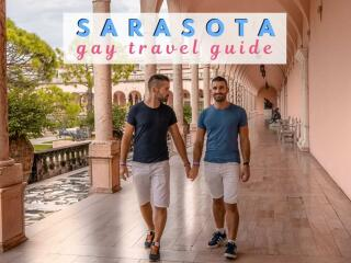 Check out our gay travel guide to Sarasota including things to do, where to stay, restaurants, bars and more!