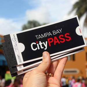 Get the Tampa Bay city pass while you're visiting the city for lots of discounts and the ability to skip the line at attractions