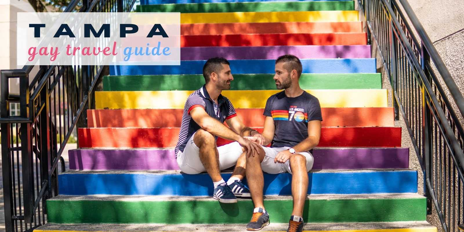 Our gay travel guide to Tampa, a great spot in the US for a gay vacation