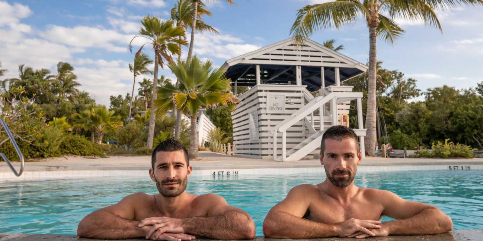 Casa Morada é um dos nossos lugares românticos favoritos para ficar em Florida Keys, é gay friendly e perfeito para casais com muitas atividades divertidas em oferta