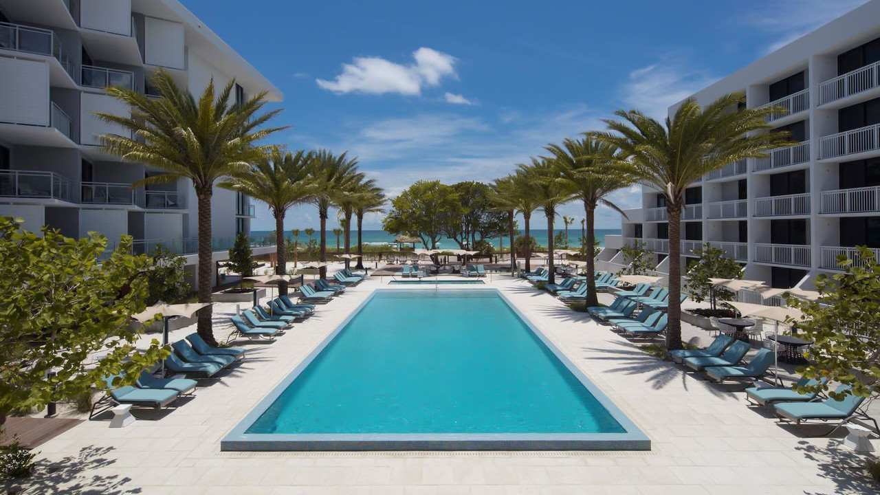 Zota Beach resort is a gay friendly and luxurious resort in Sarasota with a private beach for guests