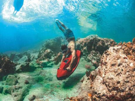 Fort Lauderdale is ideal for gay travellers who like snorkelling, diving and other aquatic activities