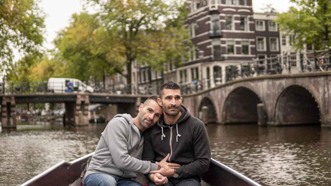 Check out our complete gay city guide to fabulously gay Amsterdam