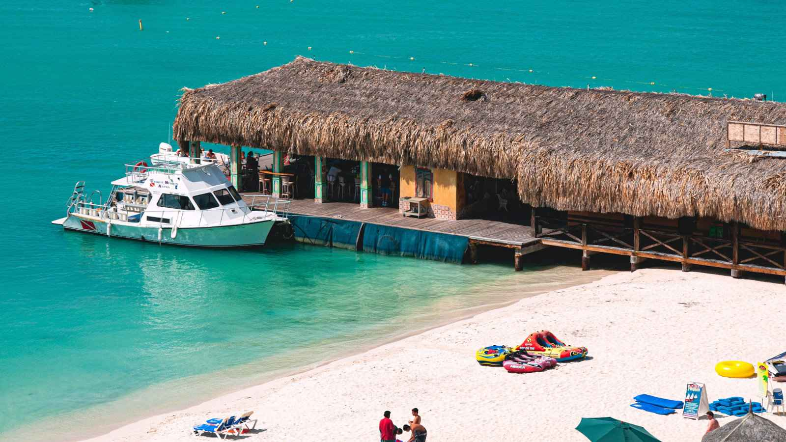 Aruba is a gay friendly and stunning tropical island in the Caribbean