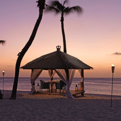 Bucuti and Tara Boutique Beach Resort is an incredibly romantic and gay friendly adults-only resort on the Caribbean island of Aruba