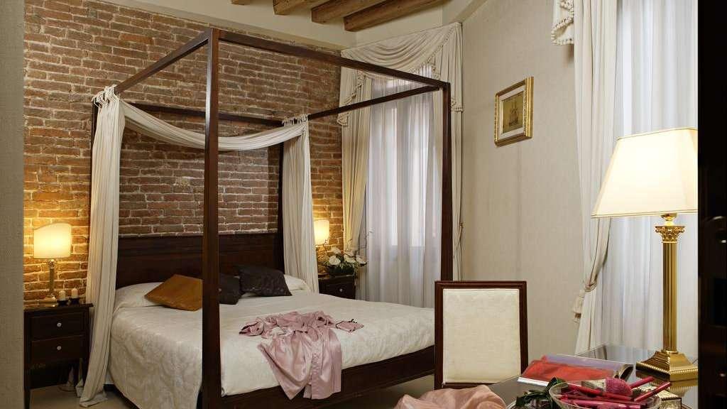 Cá del Nobile é um elegante e muito gay e amigável b & b em Veneza