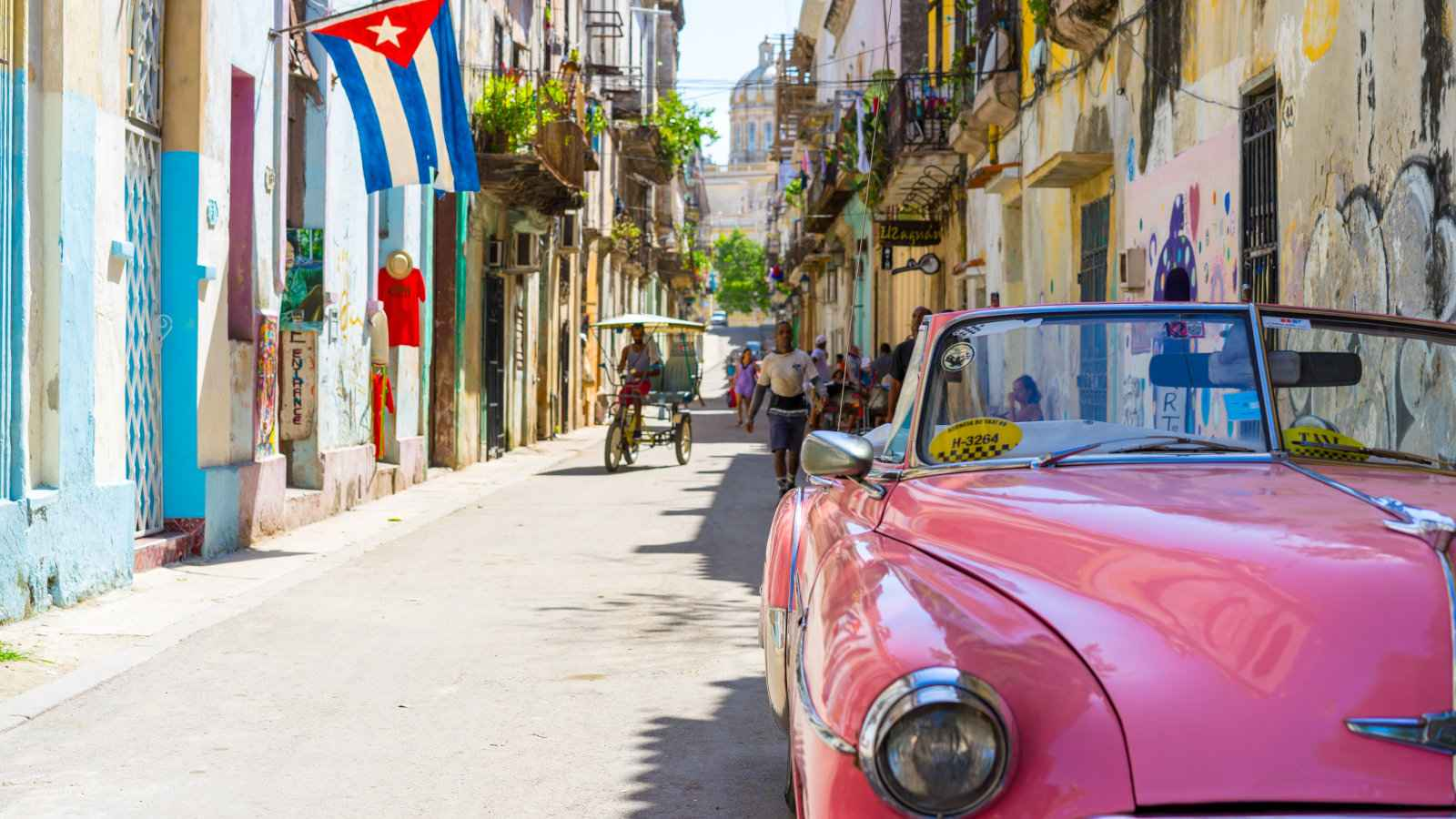 Cuba has become a very gay friendly destination, largely thanks to LGBTQ rights activist Mariela Castro