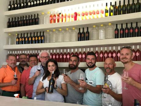 Taste some of the Puglia regions delicacies on a gay foodie tour!