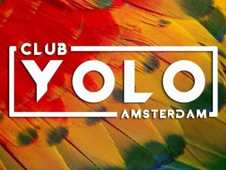 O Club Yolo é uma boate divertida e inclusiva em Amsterdã