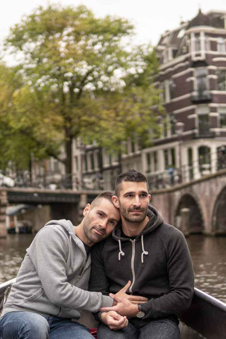 Here's our gay travel guide to the fabulously gay city of Amsterdam!