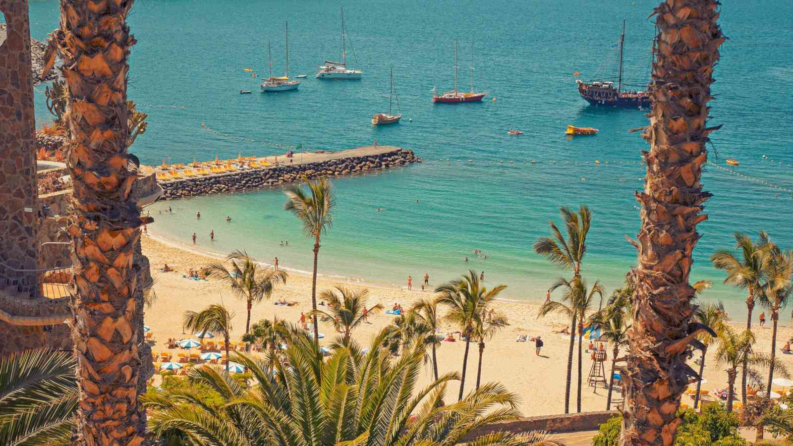 Gran Canaria is a stunning destination with lots to do whether you like to get active or just laze on a beach
