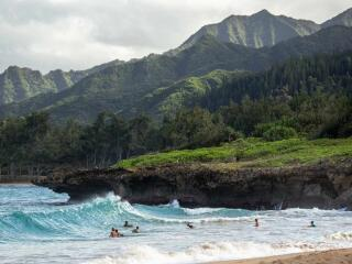 Hawaii is a stunning spot for a gay vacation, especially if you like the beach