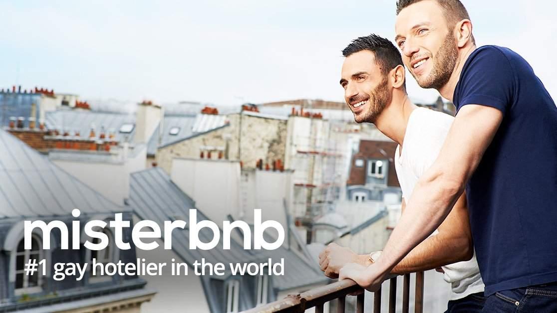Misterbnb é um dos principais sites de acomodação gay do mundo