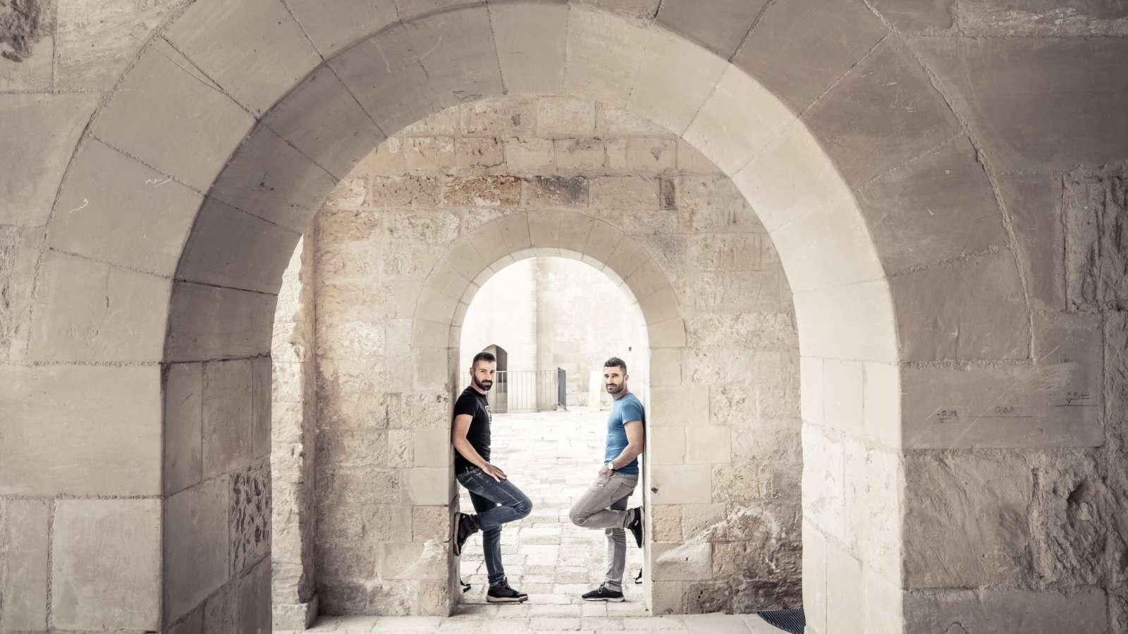 Nomadic Boys openly gay couple traveling