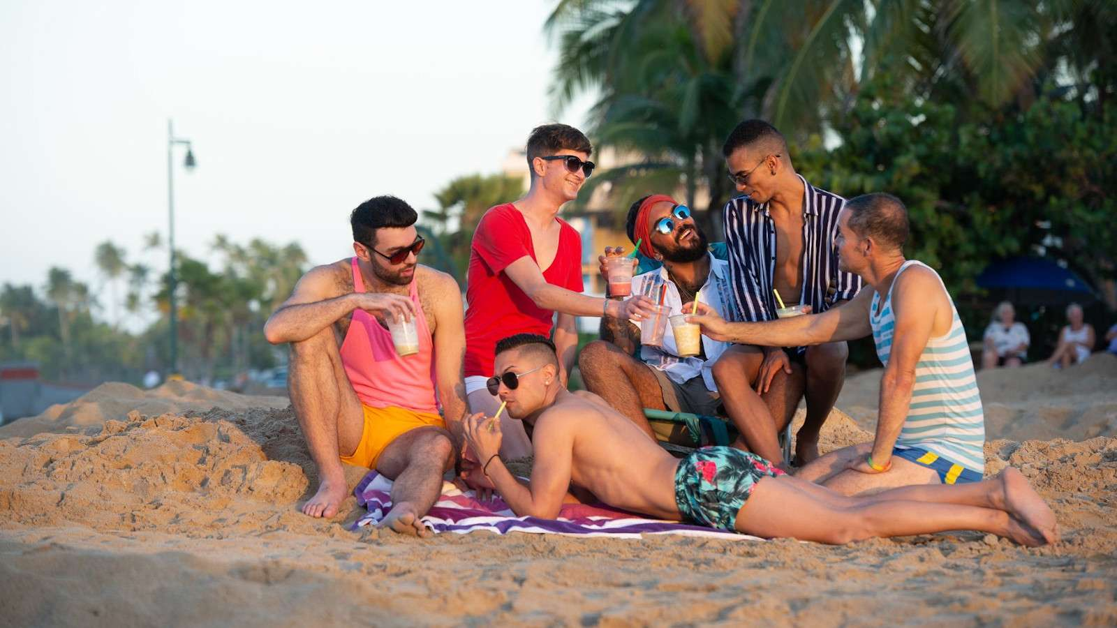 Puerto Rico is our top pick for the most gay friendly island in the Caribbean
