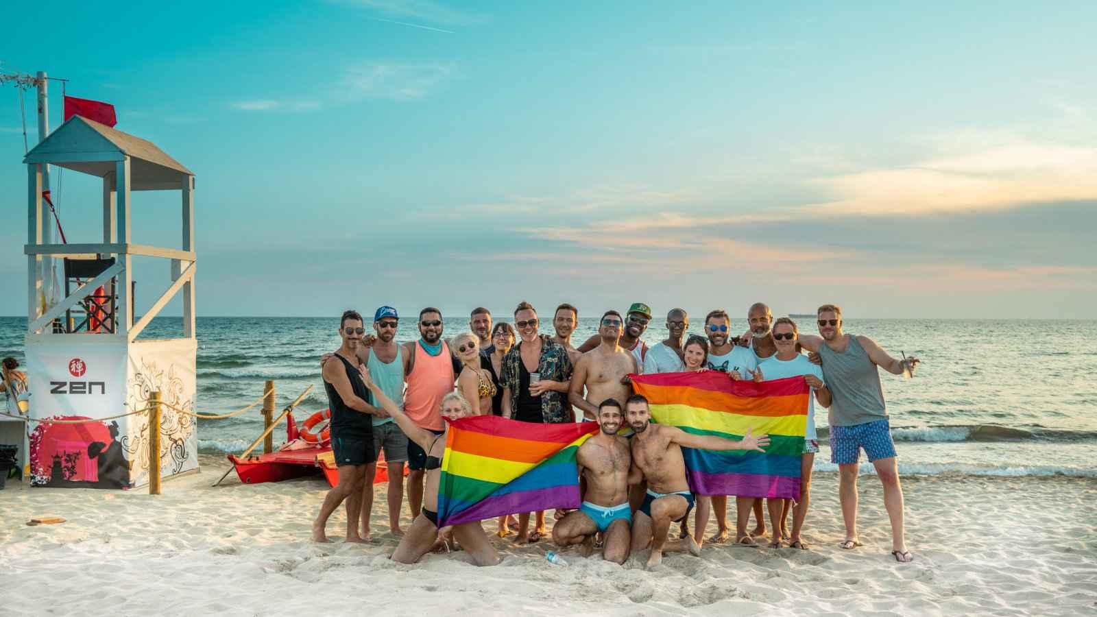 Salento Pride é uma celebração gay fabulosa com muito tempo de praia na Itália
