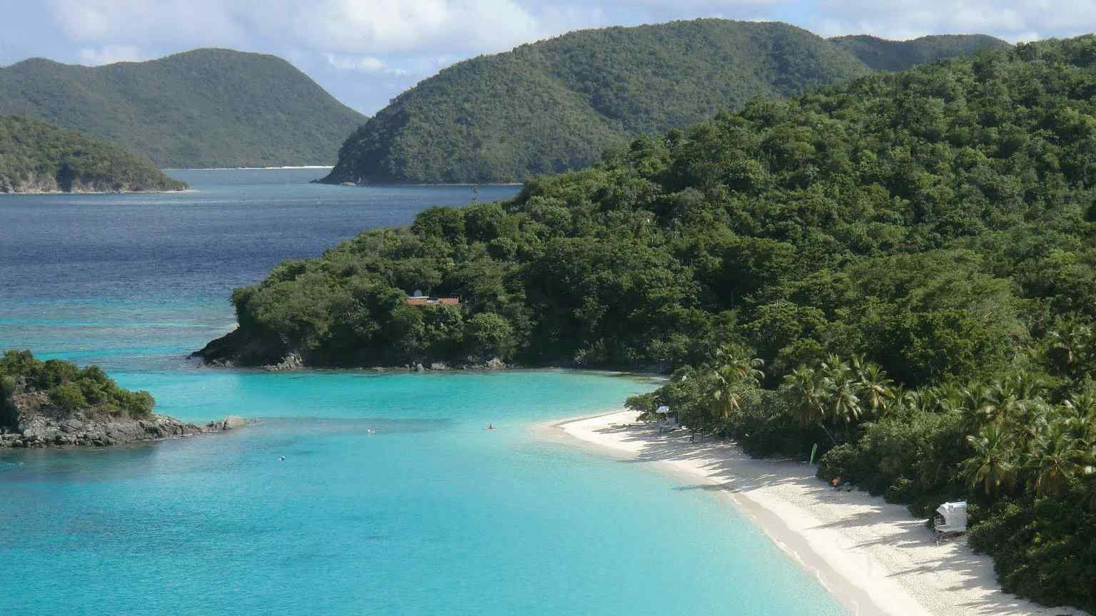 Saint Croix is the most gay friendly of the US Virgin Islands in our opinion