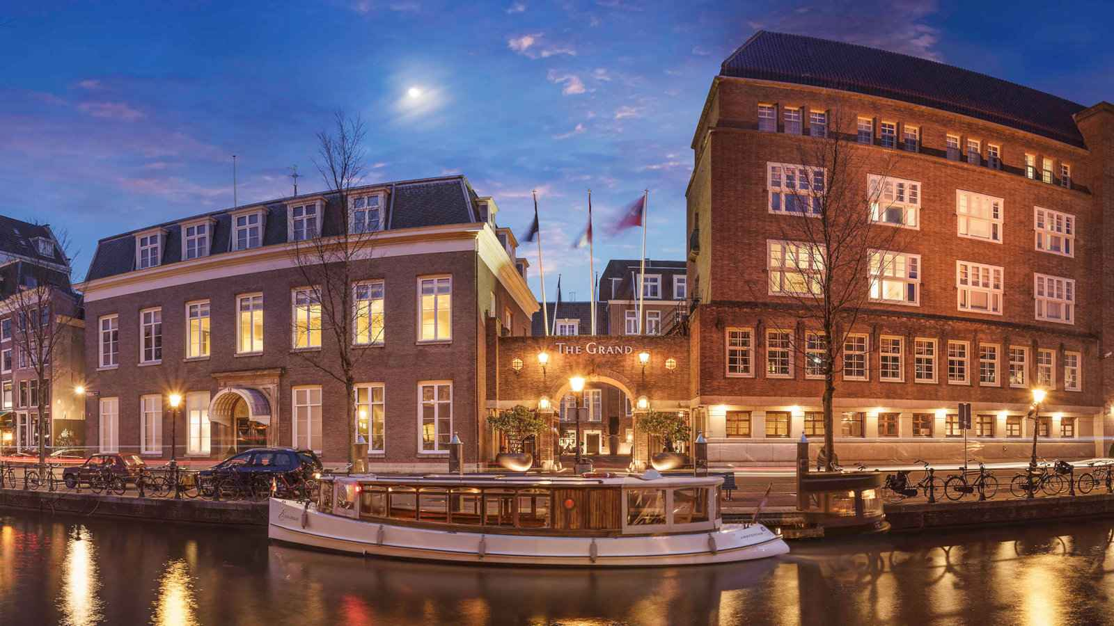 The Sofitel Legend The Grand Amsterdam is a stunning place to stay in Amsterdam's red light district!