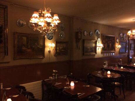 The Pantry is our favourite gay friendly restaurant in Amsterdam for traditional hearty Dutch food