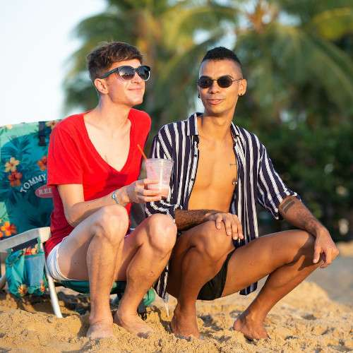 Coqui del Mar is a fab gay guesthouse on the very gay friendly and safe Caribbean island of Puerto Rico