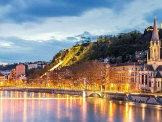 Check out our gay guide to fabulous Lyon, the foodie capital of France with a fab gay scene!