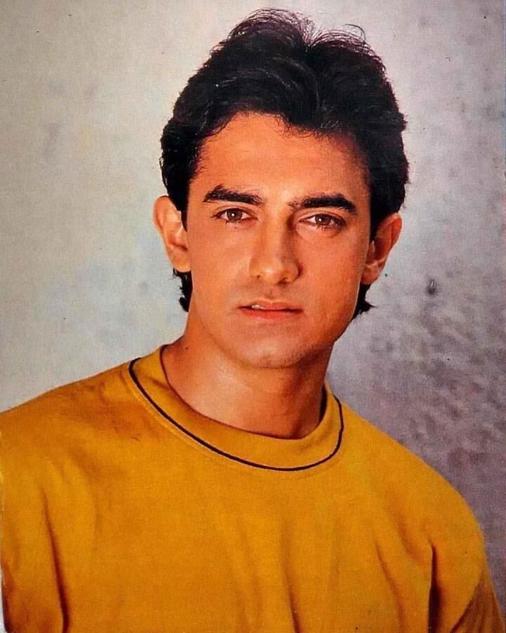 A estrela de Bollywood Aamir Khan foi a primeira paixão do Príncipe Manvendra por uma celebridade!