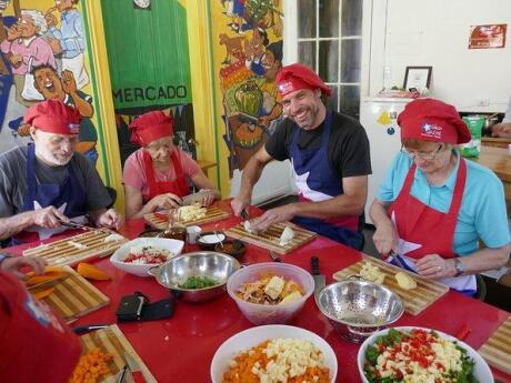 Doing a Chilean cooking class in Valparaiso is a fun way to make sure you can recreate your favourite dishes back home