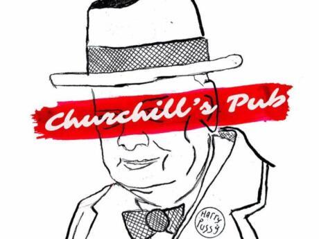 Embora o bar de Churchill em Miami seja simples, eles também têm uma noite fantástica de drag night chamada Dolls, que você não deve perder