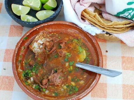 El Pato Barbacoa Y Mixiotes restaurant in San Miguel does the best lamb barbacoa in San Miguel!