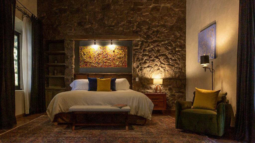 Hotel Feliciana is a lovely little spot in San Miguel where the staff bend over backwards to make your stay romantic