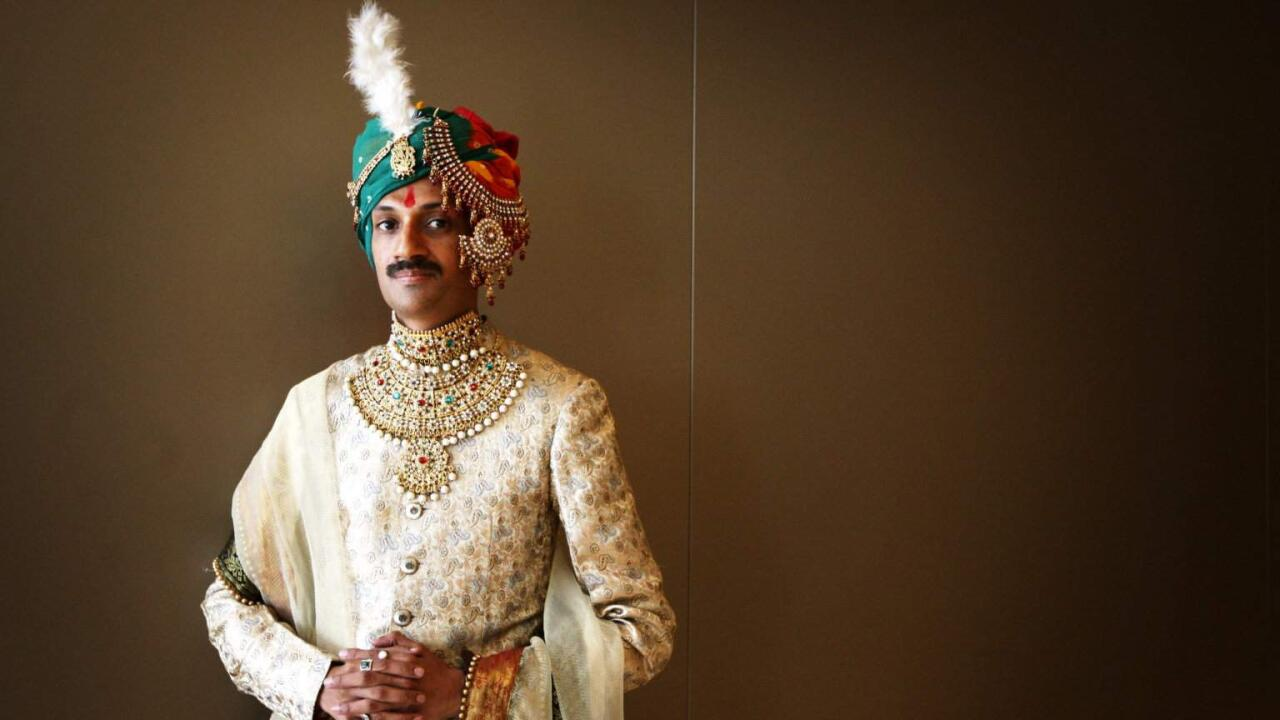 Prince Manvendra Singh Gohil is India's first openly gay Prince and we got to interview him!