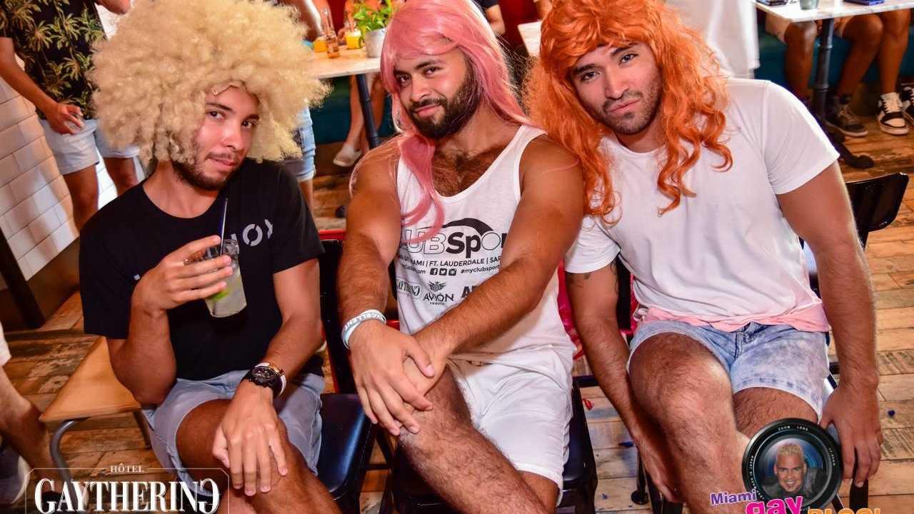 O Gaythering é um hotel fabuloso e exclusivamente gay em Miami com um spa incrível