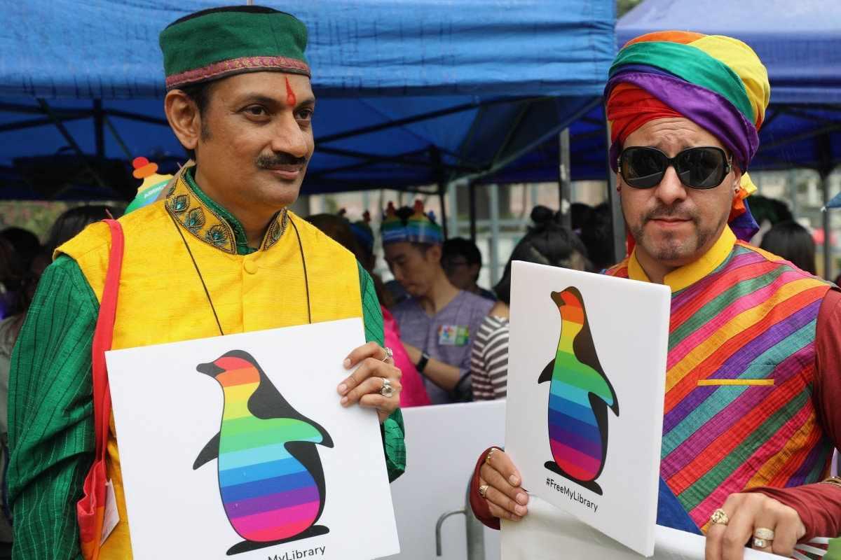 Os direitos do casamento gay podem não estar longe na Índia