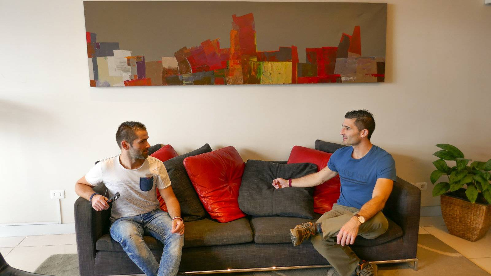 My Suites é um hotel adorável com temática de vinhos e gay em Montevidéu, Uruguai