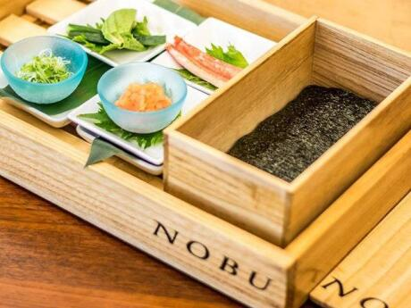 Nobu is definitely the best place in Miami for fresh sushi!
