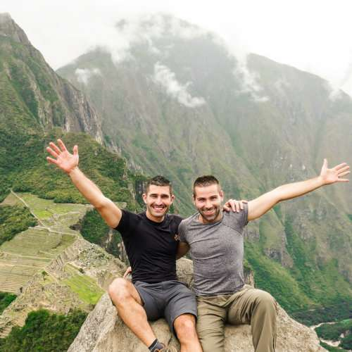 Join a gay trek of the Inca Trail to Machu Picchu with Out Adventures