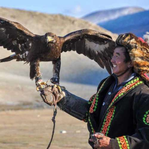 Experience the beauty of Mongolia by joining a gay tour with Out Adventures