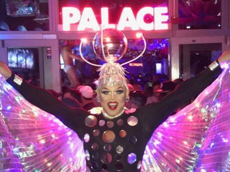 Palace é um dos bares gays mais populares de Miami