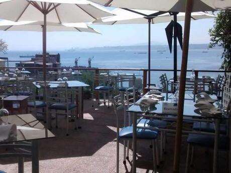 La Concepcion is one of the best restaurants in Valparaiso with gorgeous views and delicious, fresh food