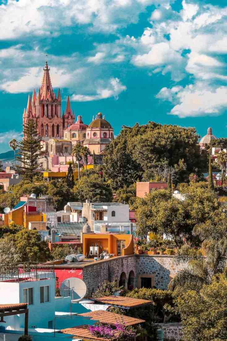 Este é o nosso guia de viagens gay para a cidade mexicana de San Miguel de Allende