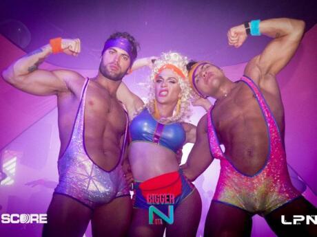 Score é um clube gay incrível em South Beach, Miami