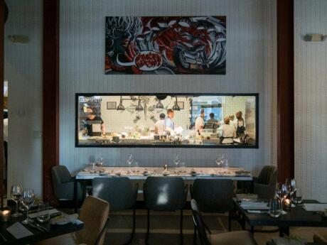 Stubborn Seed is an incredible restaurant in Miami, perfect for a date night!