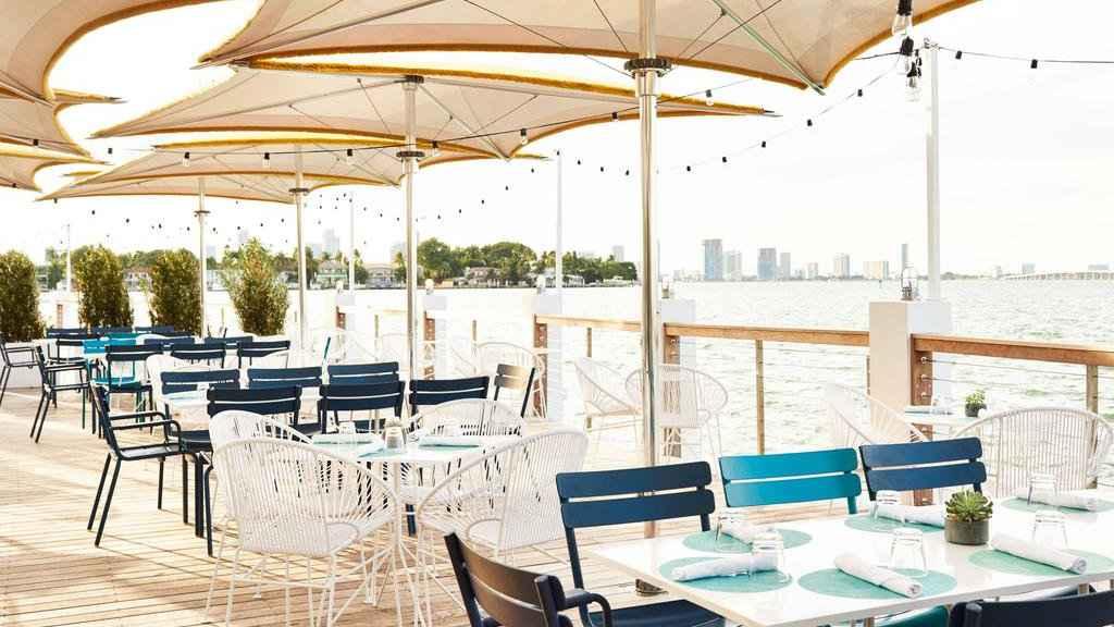 O Standard Miami é um retiro de bem-estar e hotel bem no coração da área gay de Miami