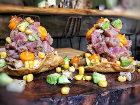 Tostevere é o restaurante com a classificação número um em San Miguel, então você sabe que tem que experimentá-lo!