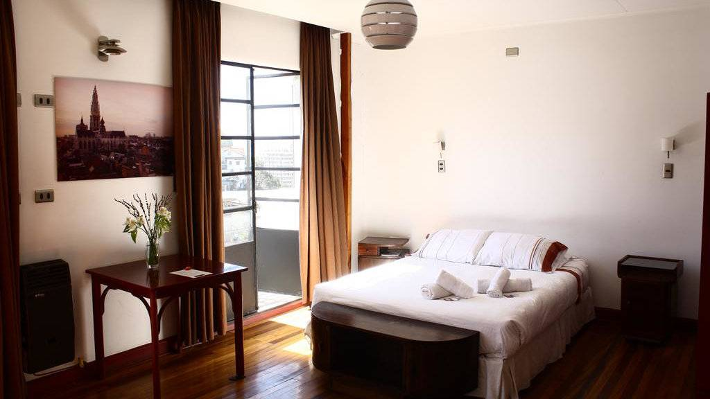 Via Via Cafe is a gay-owned hotel in Valparaiso so it's perfect for gay travellers to the city!