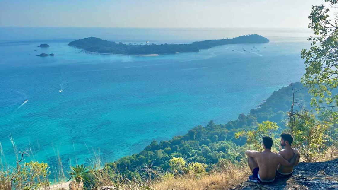 Top 5 gay islands in Thailand