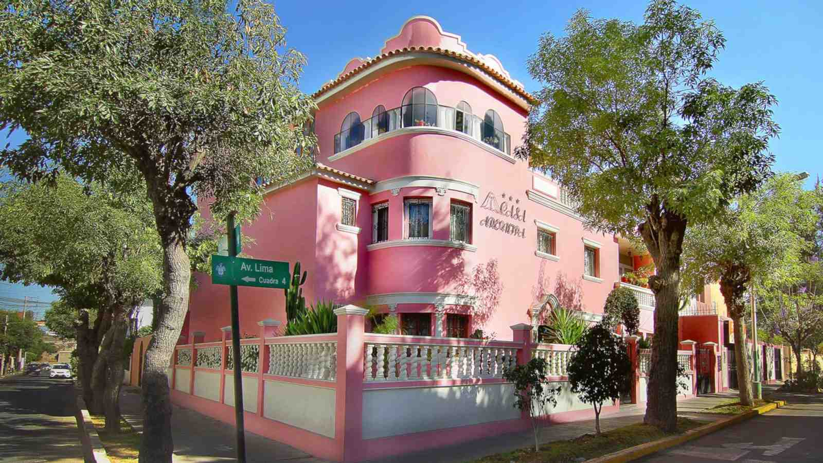 A Casa Arequipa é uma acomodação charmosa e de propriedade gay em Arequipa