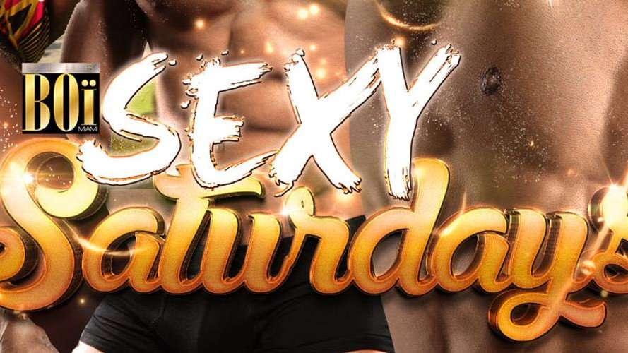 O Club BOI é um clube gay divertido em Miami aberto apenas nos fins de semana